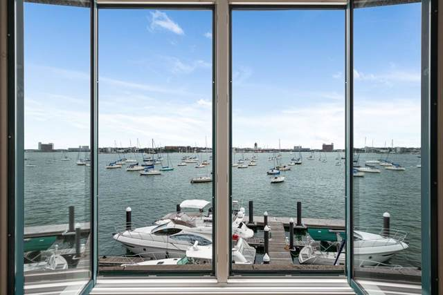 20 Rowes Wharf #309, Boston, MA 02110 (MLS #72582629) :: Trust Realty One