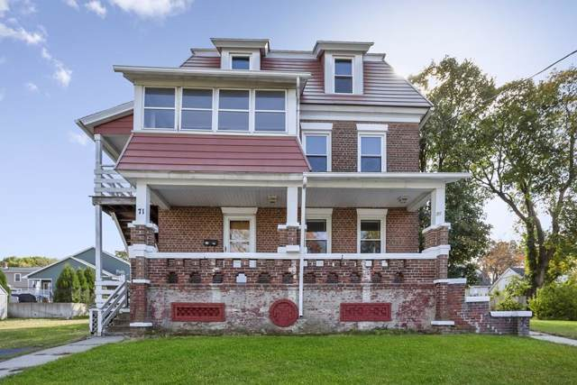 71 Roosevelt Ave, Chicopee, MA 01013 (MLS #72582737) :: NRG Real Estate Services, Inc.