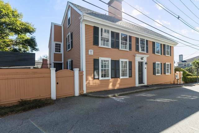 6 Lee Street, Marblehead, MA 01945 (MLS #72582766) :: Trust Realty One