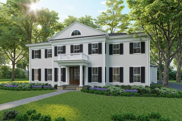 110 Cliff Road, Wellesley, MA 02481 (MLS #72582836) :: The Gillach Group