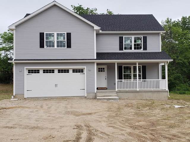 lot F Furrowtown Road, Westfield, MA 01085 (MLS #72582890) :: NRG Real Estate Services, Inc.