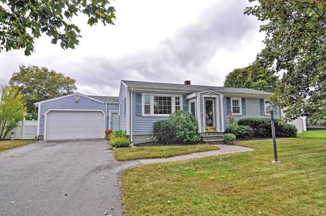 25 Tenley Ave, Dartmouth, MA 02747 (MLS #72582908) :: Exit Realty