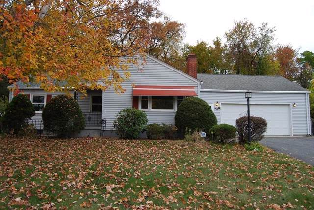 50 Scarsdale Rd, Springfield, MA 01129 (MLS #72582991) :: Trust Realty One