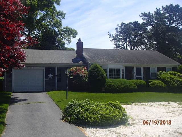 34 Phyllis Dr, Yarmouth, MA 02664 (MLS #72582995) :: Trust Realty One