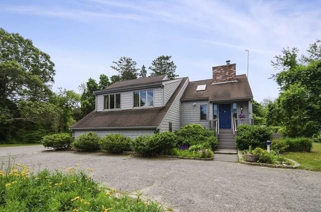 376 Route 6A #16, Sandwich, MA 02537 (MLS #72583083) :: Maloney Properties Real Estate Brokerage