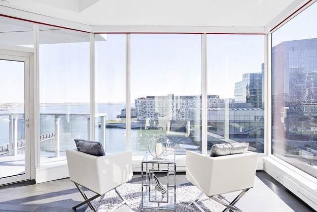 50 Liberty Unit 8F, Boston, MA 02210 (MLS #72583191) :: Maloney Properties Real Estate Brokerage