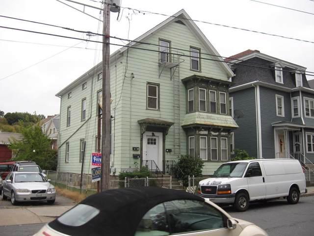 1483 N Main St, Fall River, MA 02720 (MLS #72583196) :: Kinlin Grover Real Estate