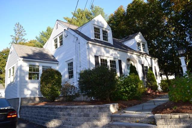 50 Page Ave, Walpole, MA 02081 (MLS #72583206) :: Maloney Properties Real Estate Brokerage