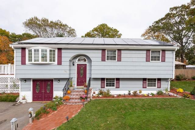 181 Cross St, Stoughton, MA 02072 (MLS #72583212) :: Maloney Properties Real Estate Brokerage