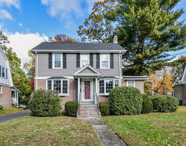 169 Jefferson St., Dedham, MA 02026 (MLS #72583233) :: Maloney Properties Real Estate Brokerage