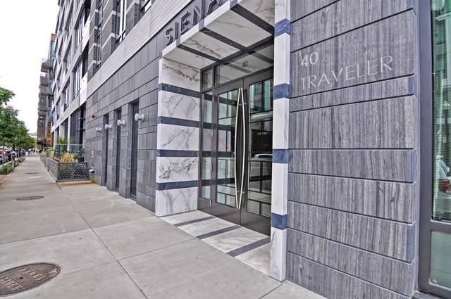 40 Traveler St #707, Boston, MA 02118 (MLS #72583236) :: Maloney Properties Real Estate Brokerage