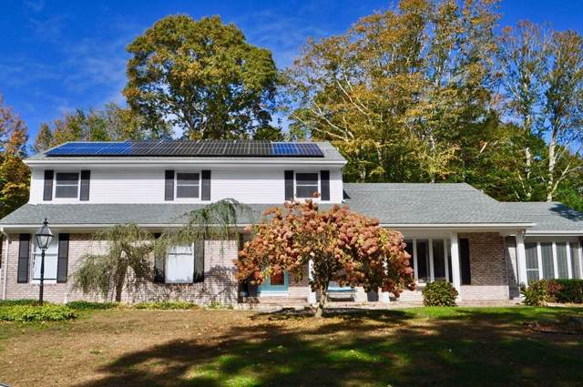 22 Myles Standish Dr, Dartmouth, MA 02747 (MLS #72583239) :: Maloney Properties Real Estate Brokerage