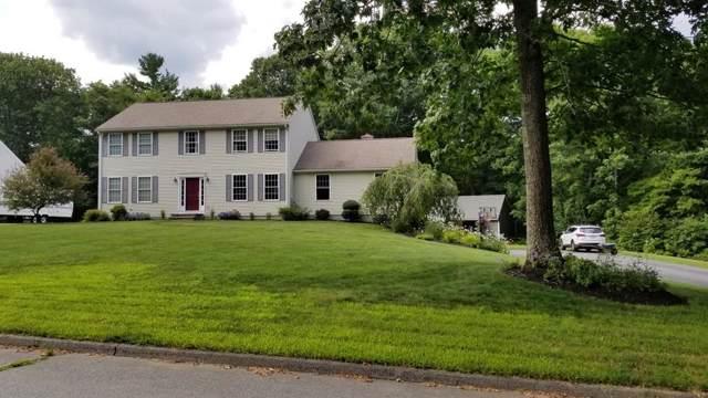2 Shine Ave, Dudley, MA 01571 (MLS #72583243) :: Maloney Properties Real Estate Brokerage