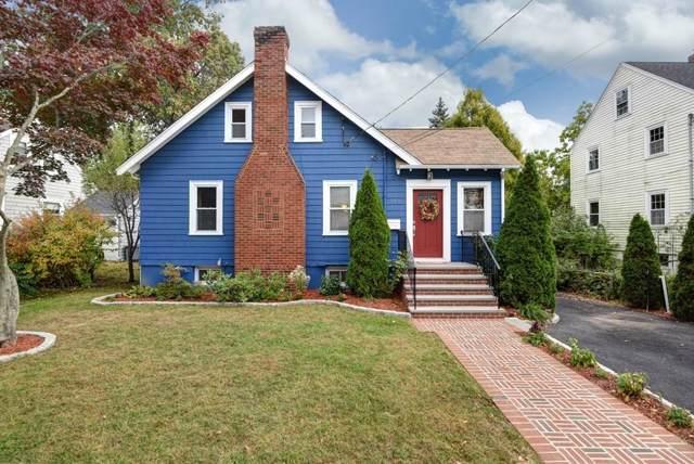170 Winchester St, Newton, MA 02461 (MLS #72583256) :: Maloney Properties Real Estate Brokerage