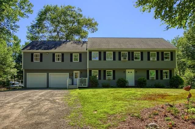 64 Hale Rd, Hubbardston, MA 01452 (MLS #72583259) :: Maloney Properties Real Estate Brokerage