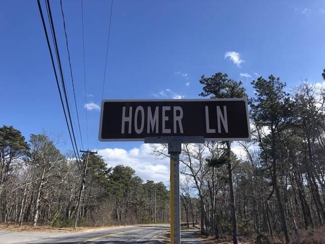 Lot 4 Homer Lane, Dennis, MA 02641 (MLS #72583265) :: Maloney Properties Real Estate Brokerage