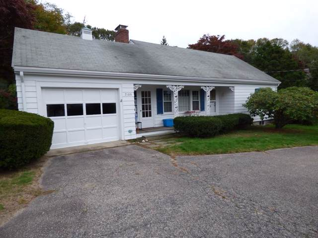 2185 Main St, Barnstable, MA 02648 (MLS #72583290) :: Vanguard Realty
