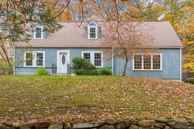 23 Dean Hill Road, Westminster, MA 01473 (MLS #72583422) :: Charlesgate Realty Group