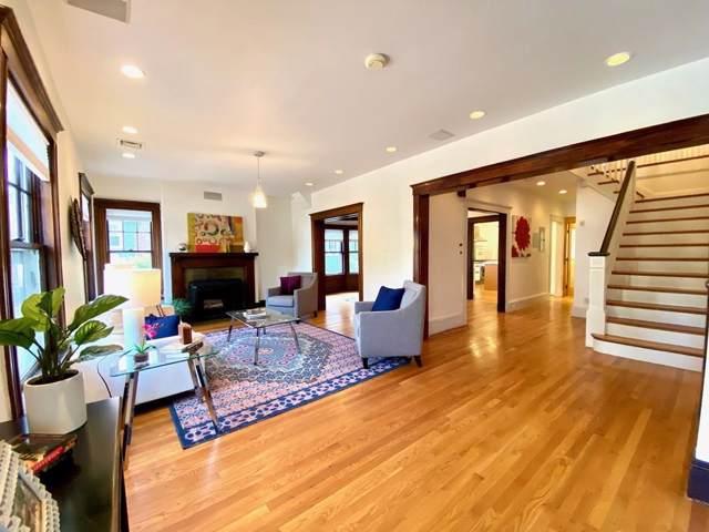 68 Columbia #1, Brookline, MA 02446 (MLS #72583458) :: Kinlin Grover Real Estate