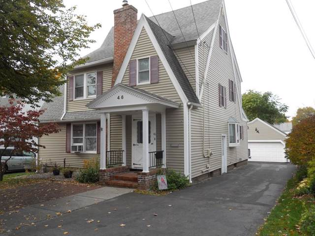 46 Harkness Ave, Springfield, MA 01118 (MLS #72583539) :: Compass