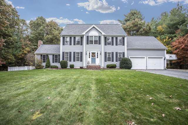 43 Baker Lane, Lakeville, MA 02347 (MLS #72583545) :: Berkshire Hathaway HomeServices Warren Residential