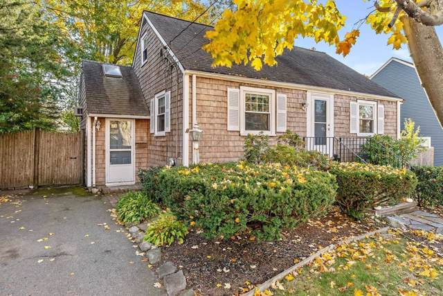 10 Plymouth Road, Braintree, MA 02184 (MLS #72583605) :: Exit Realty