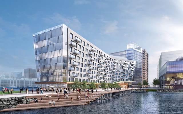 300 Pier 4 Blvd 3G, Boston, MA 02210 (MLS #72583649) :: Charlesgate Realty Group
