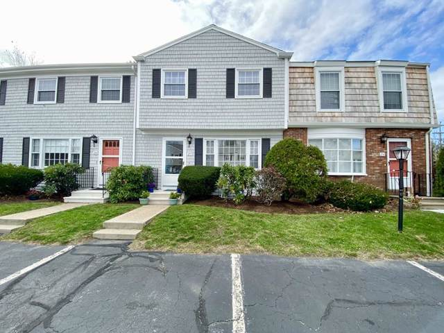 231 Route 28 #25, Harwich, MA 02671 (MLS #72583752) :: The Duffy Home Selling Team