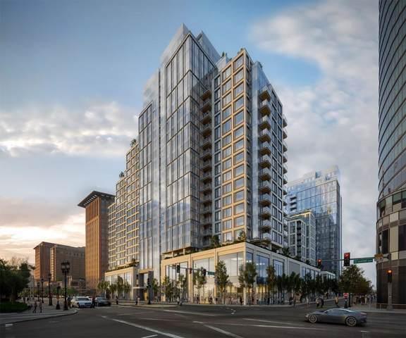 133 Seaport Boulevard #715, Boston, MA 02210 (MLS #72583783) :: Charlesgate Realty Group