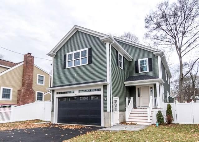 19 Baldwin Road, Waltham, MA 02542 (MLS #72583799) :: Kinlin Grover Real Estate