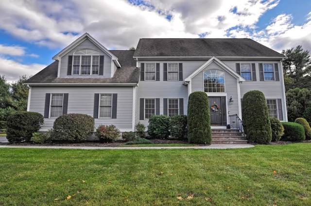 87 Grove St, Norfolk, MA 02056 (MLS #72583882) :: Westcott Properties
