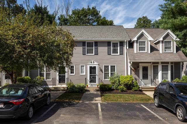 4 Country Village Way #4, Millis, MA 02054 (MLS #72583907) :: Trust Realty One