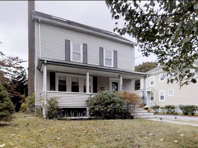 238 River St, Newton, MA 02465 (MLS #72583947) :: Charlesgate Realty Group