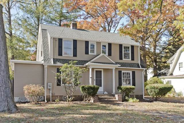 22 Wexford St, Springfield, MA 01118 (MLS #72584122) :: Compass