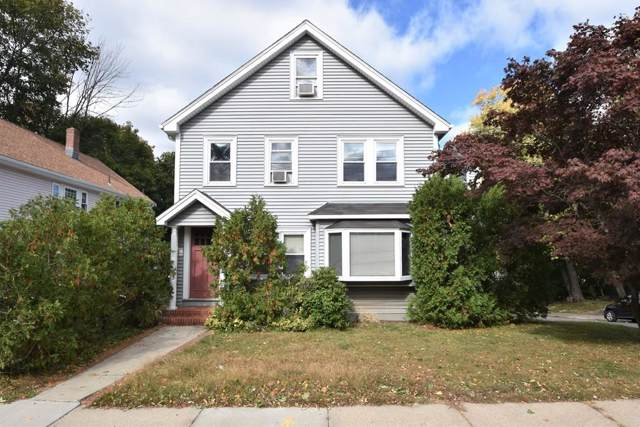 95 Bennett St, Boston, MA 02135 (MLS #72584173) :: RE/MAX Vantage