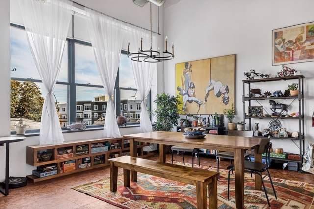 60 Dudley St #310, Chelsea, MA 02150 (MLS #72584269) :: Maloney Properties Real Estate Brokerage