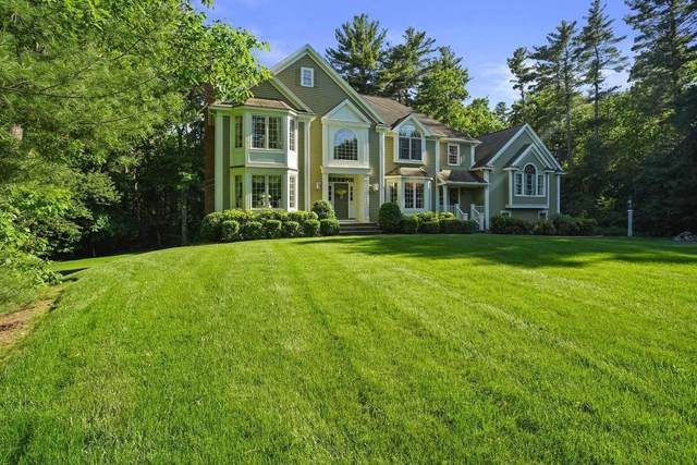 67 Sunset Rock Road, North Andover, MA 01845 (MLS #72584432) :: DNA Realty Group