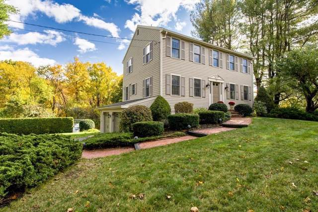 6 Village Lane, Hingham, MA 02043 (MLS #72584497) :: The Gillach Group