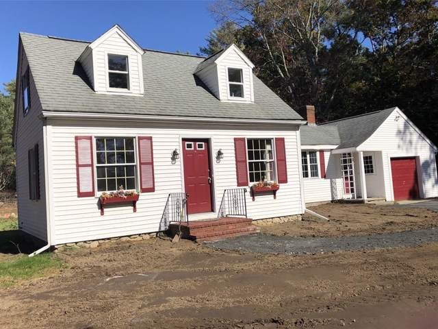 33 Mason Rd, Freetown, MA 02717 (MLS #72584630) :: Kinlin Grover Real Estate