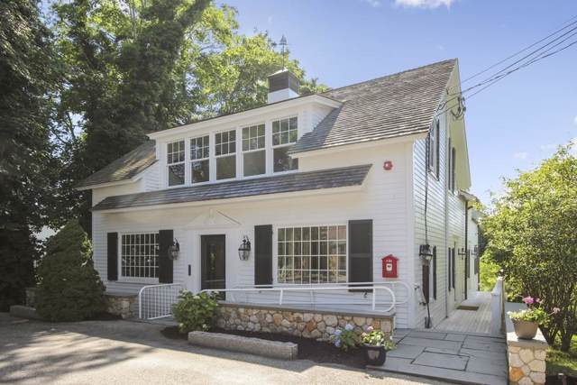 550 West Falmouth Highway #2, Falmouth, MA 02540 (MLS #72584787) :: Kinlin Grover Real Estate