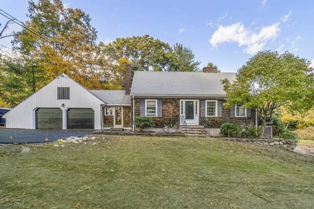 23 Dwight Rd, Needham, MA 02492 (MLS #72584929) :: The Gillach Group