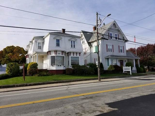 684 Park, Cranston, RI 02910 (MLS #72585162) :: Ponte Realty Group