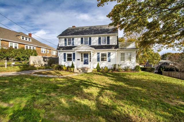 20 Bay Ridge Road, Scituate, MA 02066 (MLS #72585333) :: DNA Realty Group