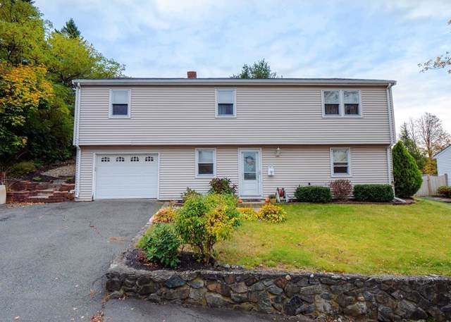 13 Murdock, Peabody, MA 01960 (MLS #72585348) :: Kinlin Grover Real Estate