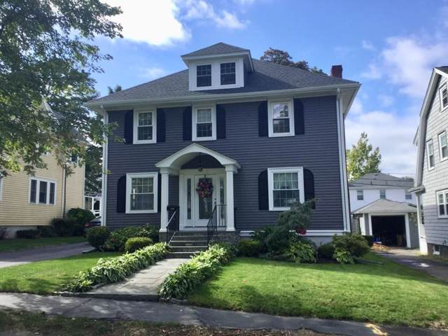 41 Neponset Road, Quincy, MA 02169 (MLS #72585457) :: Westcott Properties