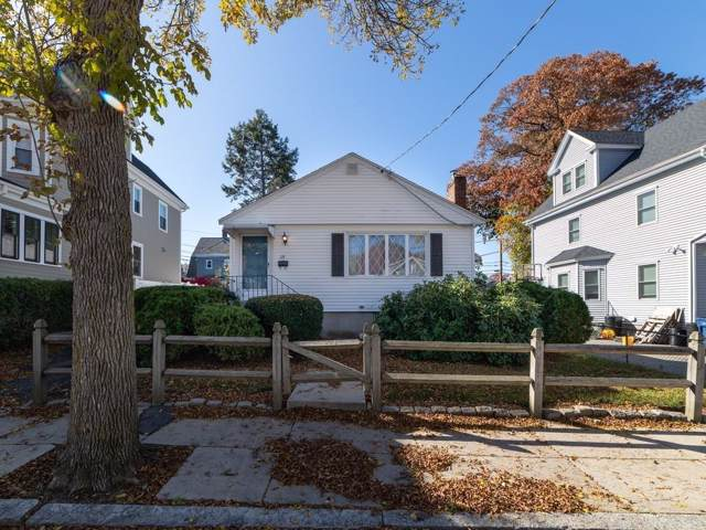 26 Westover St, Boston, MA 02132 (MLS #72585730) :: Berkshire Hathaway HomeServices Warren Residential