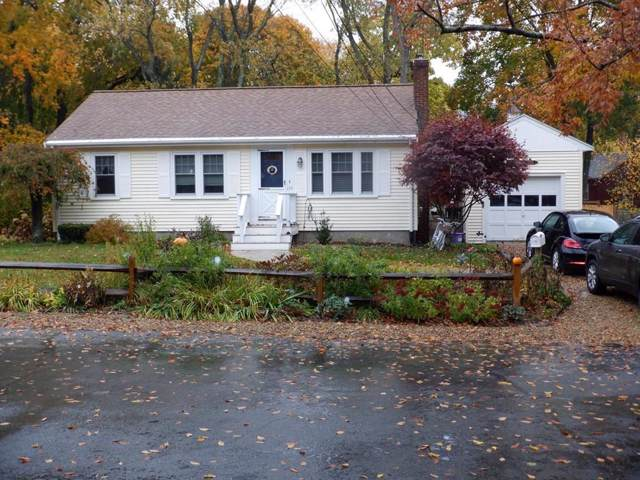 119 Lewis Ave, Walpole, MA 02081 (MLS #72585844) :: Exit Realty