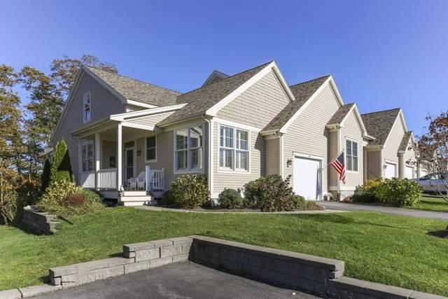 43 Twin Oaks Drive #709, Mashpee, MA 02649 (MLS #72586024) :: Exit Realty