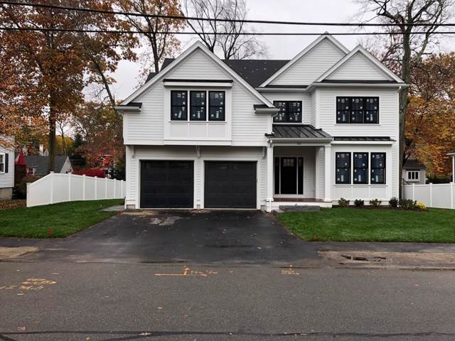 80 Arch St, Needham, MA 02492 (MLS #72586381) :: The Gillach Group