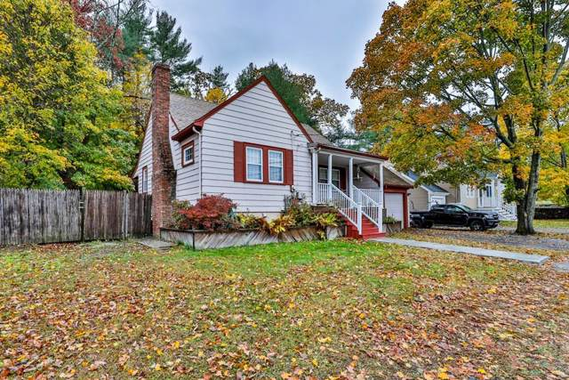 105 Green St, Wakefield, MA 01880 (MLS #72586482) :: Kinlin Grover Real Estate